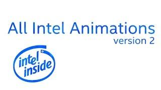All Intel Animations v2 (1991-2017)
