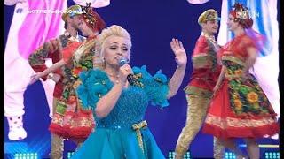 "Надежда Кадышева на телепрограмме ""Смотреть до конца"""