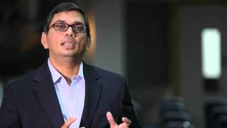 Ramakrishna Dhavala invites you to step into the future by joining Accenture's Oracle capability