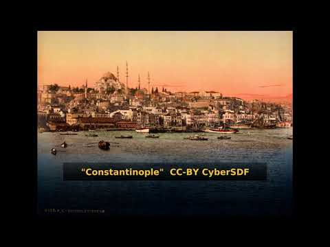 CyberSDF - Constantinople [Free/Libre Music] #Oriental