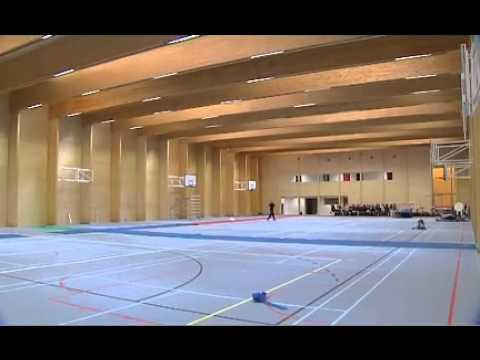 Ottignies-LLN : nouvelle salle de sport au Christ-Roi Reportage ...
