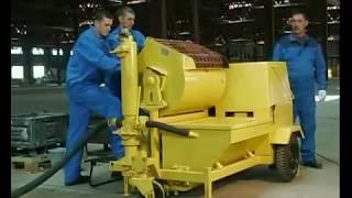 видео Смесительные машины и установки. Дозирующие устройства