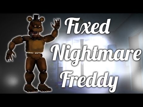 Full Download] Fnaf Speed Edit Making Fixed Nightmare Freddy V 2