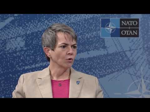 NATO is forWomen too! | Global Careers for Women 2018 Webinar