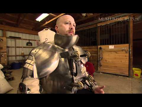 Replicating Exploding Armor Designed for 16th Century Jousting