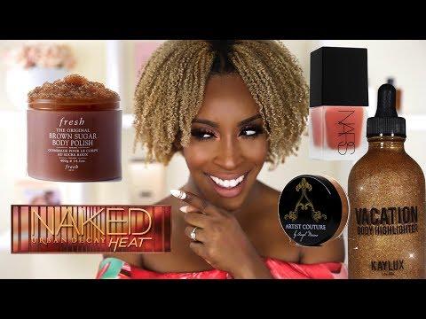 Summer Beauty Faves! June + July | Jackie Aina