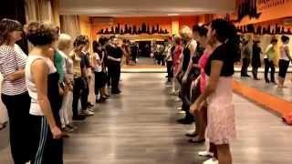 """САЛЬСА в Ялте: уроки сальсы для начинающих в Танцевальной студии """"Broadway"""""""