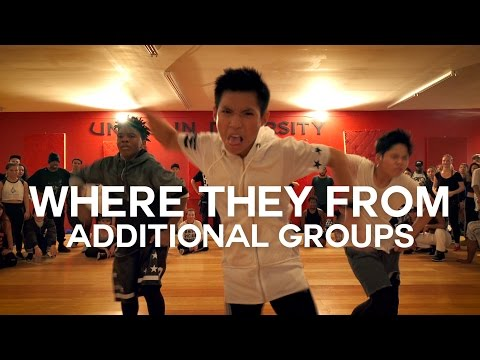Missy Elliott - WTF (Where They From) ADDITIONAL GROUPS @_TriciaMiranda Choreography   @TimMilgram