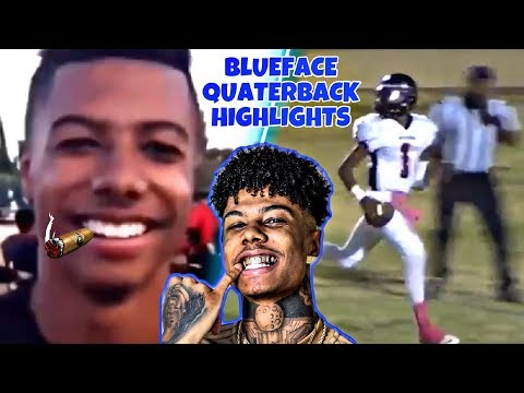 Blueface Appears In Old Videos Playing High School Football Xxl