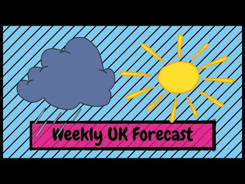 How To Use The BBC Weather Website For The Weekly UK Forecast