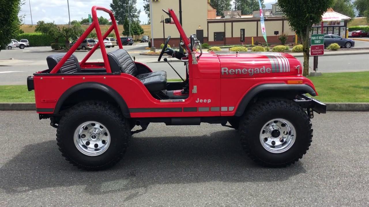 1979 jeep cj5 for sale [ 1280 x 720 Pixel ]