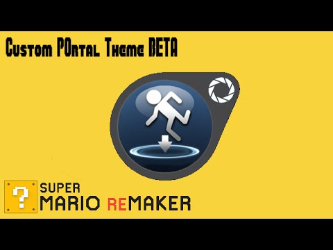 Super Mario ReMaker | Portal Theme (BETA)