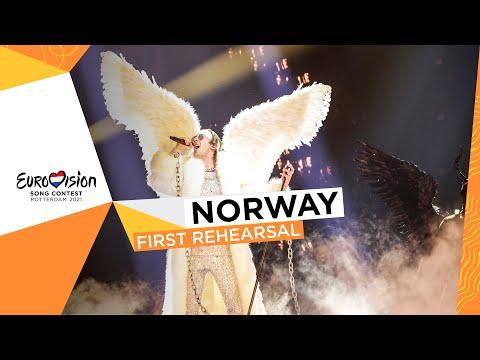 TIX - Fallen Angel - First Rehearsal - Norway ?? - Eurovision 2021