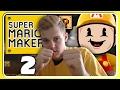 Schaffe ich Toad Ofs Level? ☯️ Super Mario Maker #2 [German/Deutsch]
