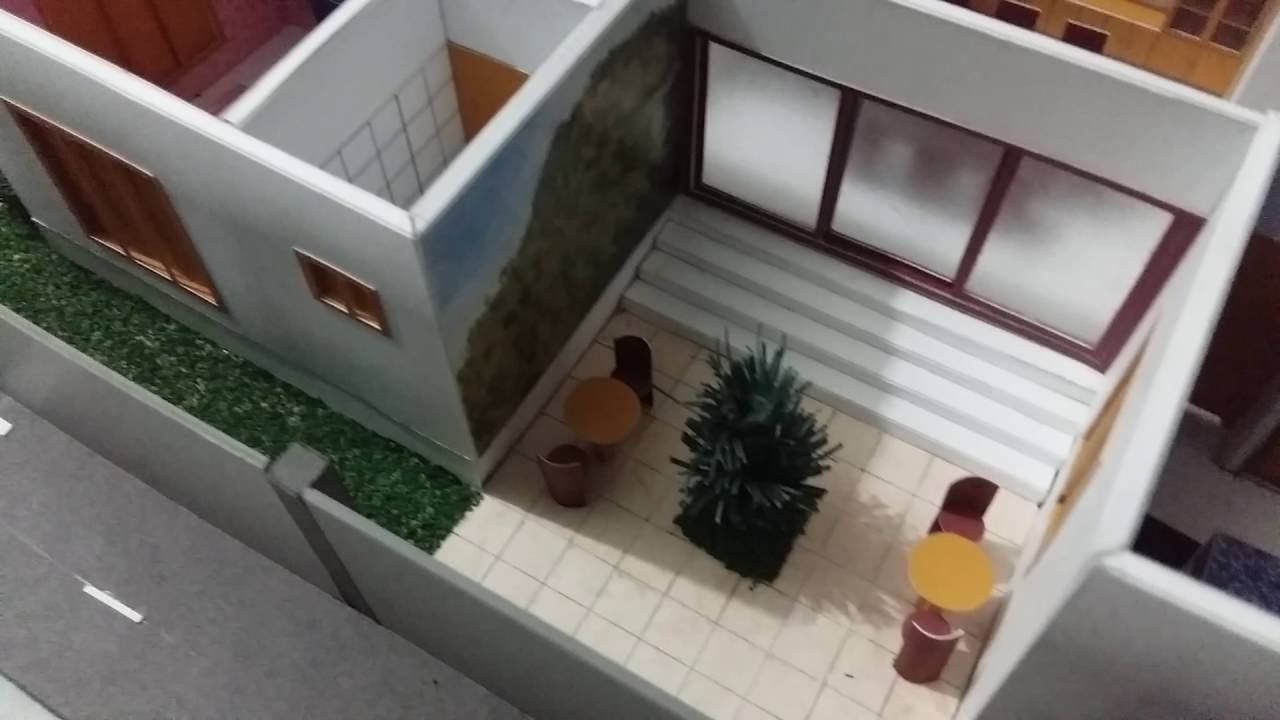Interior Student Model Project Youtube