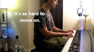 I grieve - Peter Gabriel (piano)