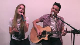 """"""" How Would You Feel (Paean)"""" Ed Sheeran cover by Honey and Jude"""