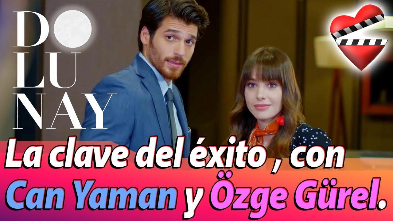 La clave del éxito de DONULAY, con Can Yaman y Özge Gürel