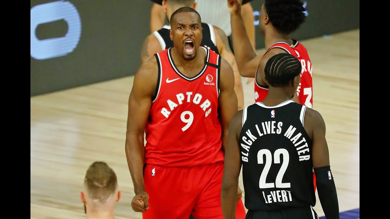 Raptors' Bench Scores NBA Record 100 PTS In First Series Sweep