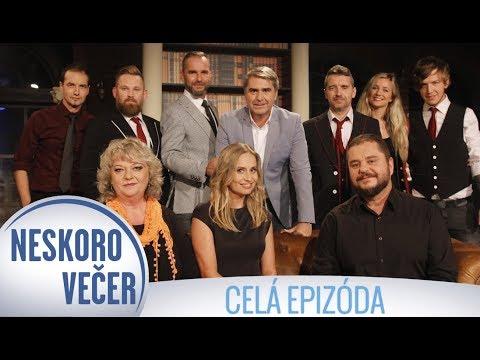 Kuly/Desmod, Danica Jurčová a Sibyla Mislovičová v Neskoro Večer - CELÁ EPIZÓDA