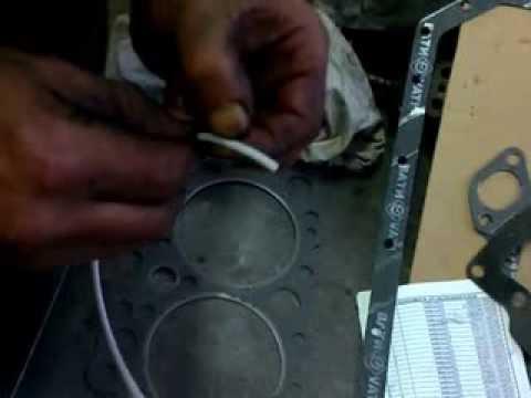 Прогорает прокладка ГБЦ Д 245 Е2 - Общий раздел - Дизелист.