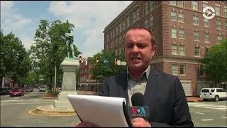 Губернатор Вирджинии призвал демонтировать все памятники солдатам Конфедерации