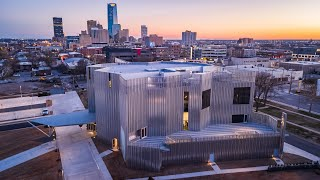 Dawning of a new day: Oklahoma Contemporary Arts Center opens long-awaited new home.