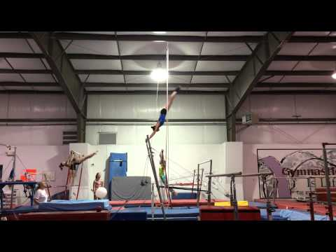 Emily Carey~Northeast Gymnastics Academy~Jaegar~Uneven Bars~2015