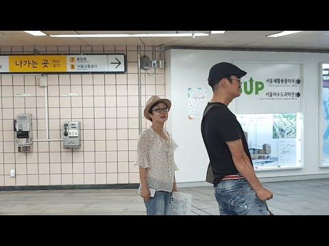 8월14일 김영선 정지만, 장한평에서 대한민국을 외치다!