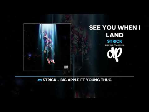 Strick - See You When I Land (FULL MIXTAPE)