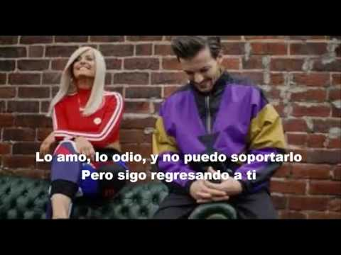 Back To You .  Louis Tomlinson ft  Bebe Rexha (LETRA ESPAÑOL)