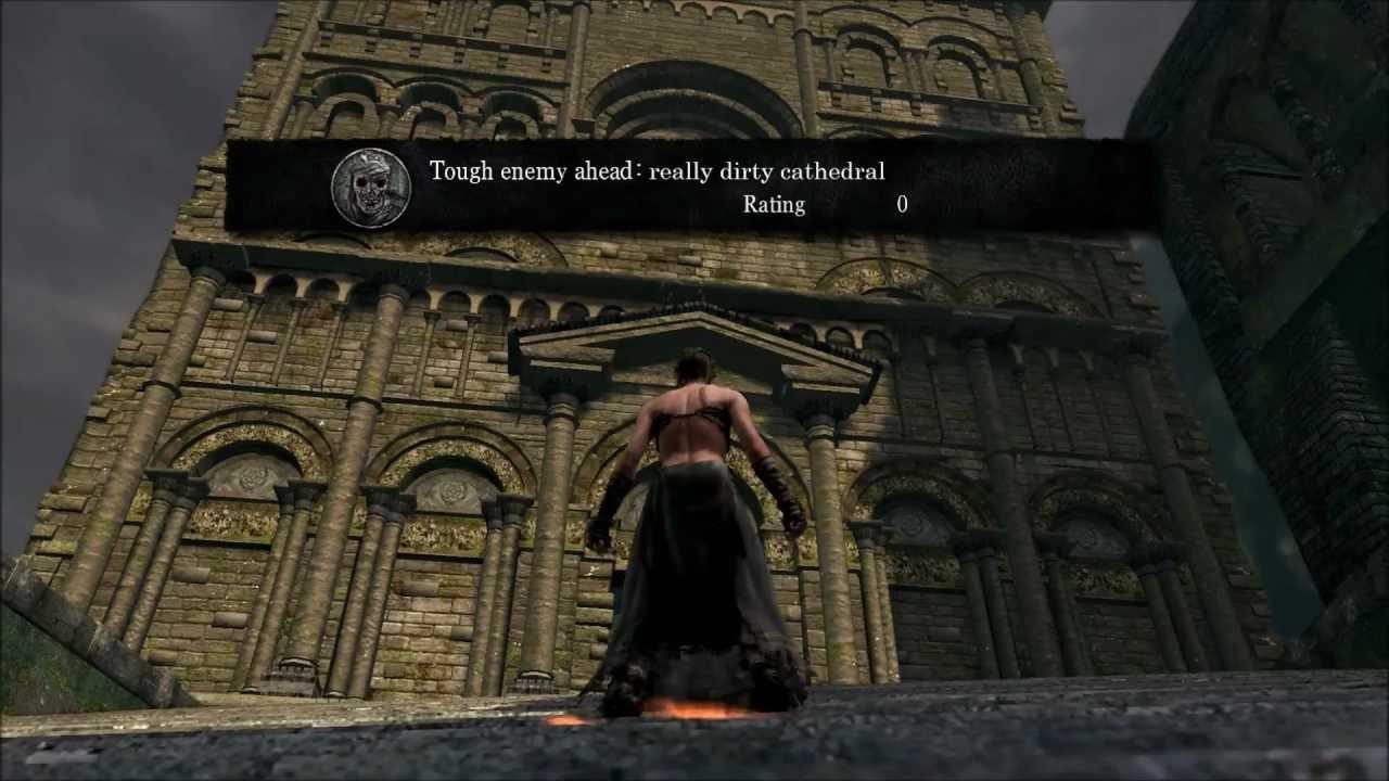 Dark Souls Undead Parish
