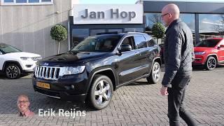 Review: Jeep Grand Cherokee 3.0 CRD - grijs kenteken occasion - Jan Hop