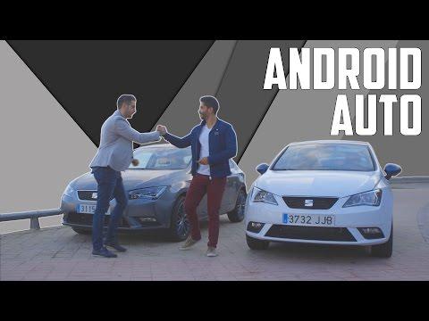 Seat Leon CONNECT y Android Auto, lo probamos a fondo