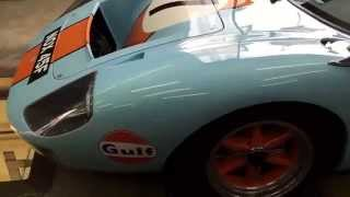 CAV GT Gulf Oil Edition Car Pictures Videos