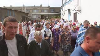 Крестный ход в селе Кучурган