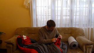 Diy: Convert A Sleeping Bag Into A Quilt With Built In Sleeping Pad