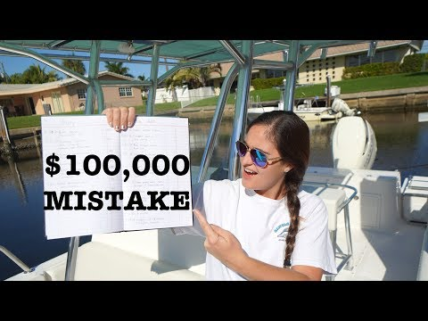 EXPENSIVE TRUTH Of Owning A BOAT! HOW We Have $100,000 Into Our Boat!!