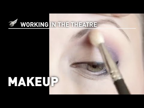 Working in the Theatre: Makeup
