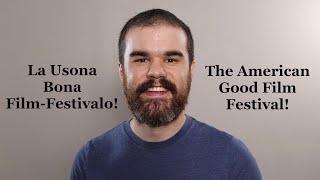 The American Good Film Festival Has Begun!