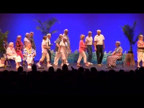 Wake County Silver Arts Follies 2016