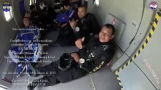 Paracaisdista muere en Ahuachapan este fue su último video
