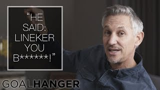 Gary Lineker EXTENDED INTERVIEW   Pranks and Penalties at Italia '90