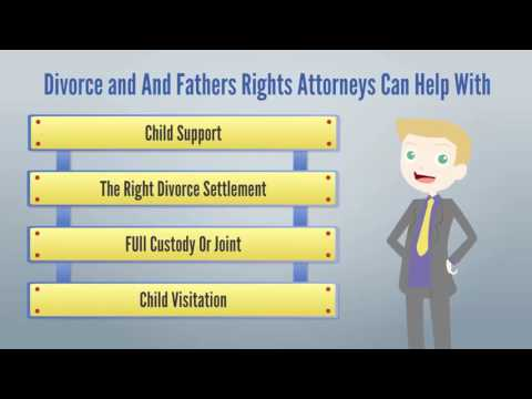 Child Support Attorneys For Fathers