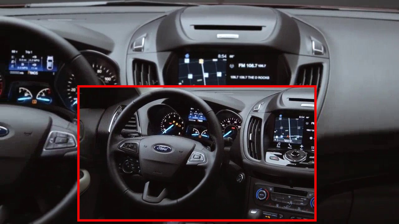 Ford kuga escape 2017 int rieur officiel youtube for Interieur ford kuga