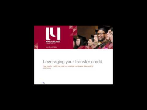 Webinar: How to Apply as a Transfer Student