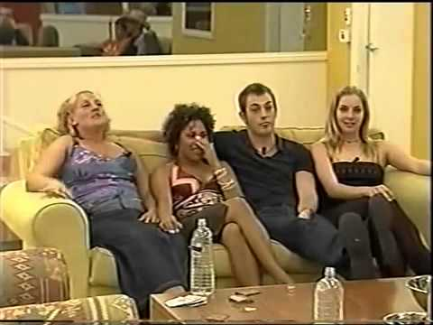 Big Brother Australia 2001 - Day 42 - Live Eviction #5