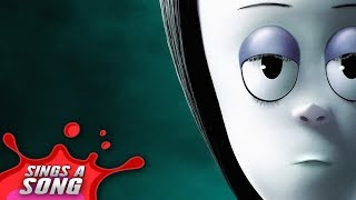 Wednesday Addams Sings A Song (The Addams Family Spooky Halloween Parody)