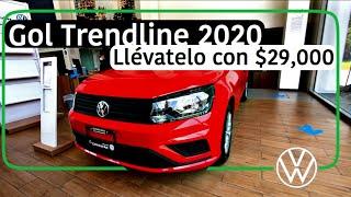 Volkswagen Gol Trendline - SIN Comprobar INGRESOS - [KioKio]