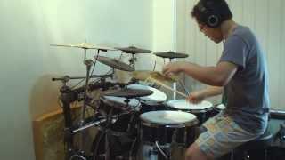 Sheila On 7 - Melompat lebih tinggi (drum cover) By Budi Fang